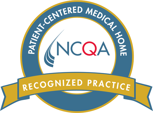 NCAQ: Patient-Centered Medical Home Recognized Practice