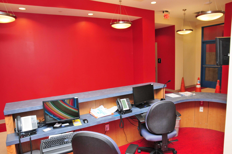NCHC Center Front Desk